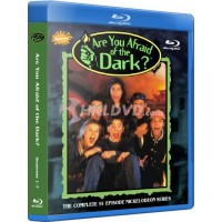 Are You Afraid of the Dark Complete TV Series Blu-Ray Collection