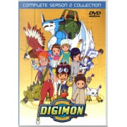 Digimon Season 2 Adventure Complete DVD Collection