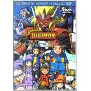 Digimon Season 4 Frontier Complete DVD Collection