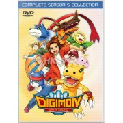 Digimon Season 5 Data Squad Complete DVD Collection
